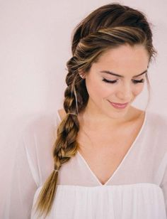Fashion Bloggers & It Girls With Balayage Hair: Julia Engel