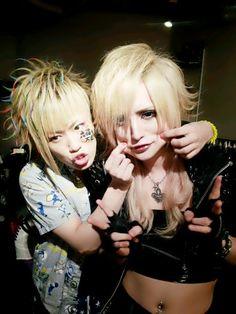 MiA and Takeshi