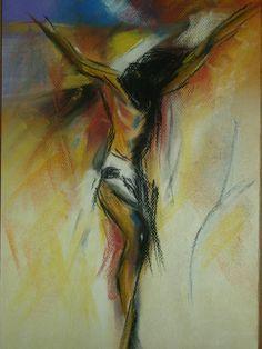 Cristo sin Cara Paulina Molina Deciles - Artelista.com - en