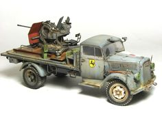 Opel Blitz AA version