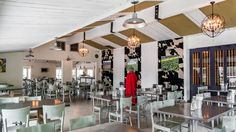 The Grove Restaurant Dining Area, Hollister, Indoor, Restaurant, Table, Furniture, Home Decor, Interior, Decoration Home