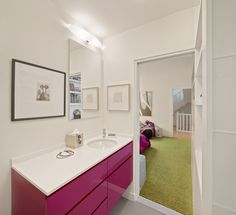 B/S House Phase II - Girl's Bath
