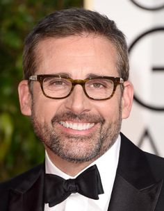 Steve does the beard + glasses thing well.