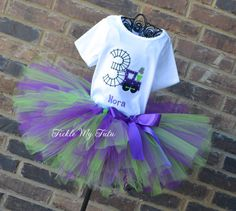 Hey, I found this really awesome Etsy listing at https://www.etsy.com/listing/167173584/birthday-train-tutu-outfit-birthday