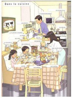 vocabulaire-français-la-cuisine