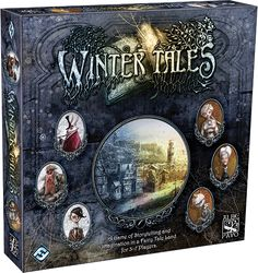 Winter Tales  Announcing an Upcoming Board Game of Storytelling and Imagination