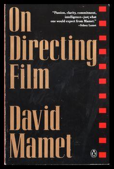 On Directing Film by David Mamet.