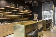 Who says optometry offices are boring? And with spring upon us, it may be time to consider freshening up your office look. Optometry Office, Glass Store, Sunglasses Store, Optical Shop, Corporate Interiors, Design Studio, Boutique, Retail Design, Store Design