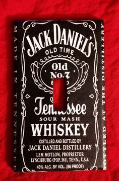 jack daniels bathroom decor - Google Search