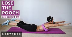 Get ready to bust your gut with this 5 part workout series that targets your upper & lower abs! Complete the following exercises for 3 sets of the pres