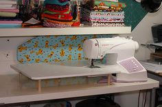 Sewing Extension Table