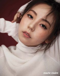 Ahn So-hee // Marie Claire Korea