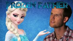 """A Frozen Father (""""Let it Go"""" Dad Parody). This made my day!"""