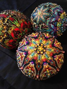Opulent Ornaments by Paula Nadelstern                                                                                                                                                                                 More