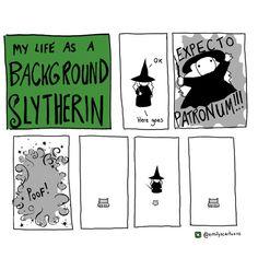 background slytherin | Tumblr