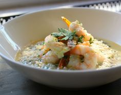 Garlic Prawns in the Thermomix - Cooking with Tenina