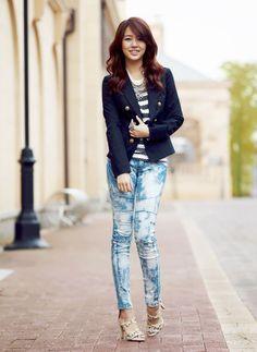 Yoon Eun Hye. My all-time favorite Korean actress.