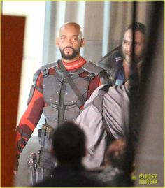 SUICIDE SQUAD: (Will Smith) as Floyd Lawton / Deadshot