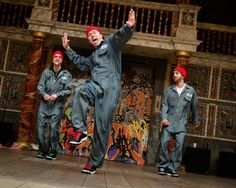 Othello Q Brothers/Chicago Shakespeare Theater/Richard Jordan Productions Performed in Hip Hop