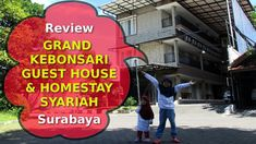 Review of Grand Kebonsari Guest House & Homestay in Surabaya. Not for family, but it's a comfy bed & breakfast for all. Who People, Comfy Bed, Surabaya, Bed And Breakfast, Eyeshadow Guide, House, Travel, Club, Breakfast In Bed