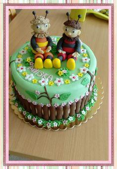 Pro naši malou Anisku. Birthday Cake, Desserts, Food, Tailgate Desserts, Deserts, Birthday Cakes, Essen, Postres, Meals