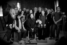 Cast and Crew photo from Annette Bening PSA for The Actor's Fund