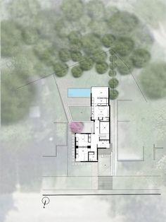 Cedarvale Ravine House by Drew Mandel Architects