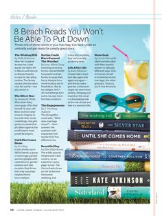 Summer Reading From July Ladies Home Journal