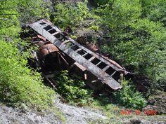 H.I.A.T. - Hey, I abandoned that!: Abandoned trains and railroads