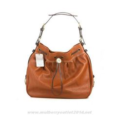 Womens Mulberry Somerset Leather Shoulder Bag Light Coffee Fast Shipping