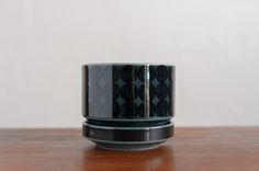 Arabia アラビア Kera Blue フラワーポット 植木鉢 SN-1 0.62L Richard Lind/ara1-1355/北欧雑貨&北欧食器 カフェ KUPPI
