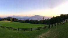 Blick vom Gaisberg Richtung Untersberg und Watzmann Salzburg, Mountains, Nature, Travel, Environment, Naturaleza, Viajes, Destinations, Traveling