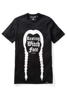 Resting Witch T-Shirt [B]
