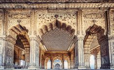 Khas Mahal - Red Fort - Delhi - India