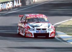 HRT - Mark Skaife/Garth Tander 2006 Bathurst 1000 - Peter Brock Tribute Bonnet