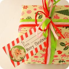 christmas wrapped gifts - Bing Images