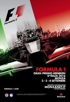 Italian Grand Prix / Monza / 2016 / F1 / Programma e biglietti
