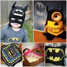 Batman Crochet Projects!