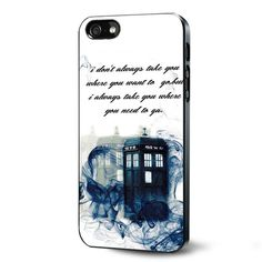 Tardis Doctor Who Smoke Quotes Samsung Galaxy S3 S4 S5 Case Samsung Galaxy Note 3 Case iPhone 4 4S 5 5S 5C Case Ipod Touch 4 5 Case