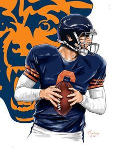 254 Best NFL Art Chicago Bears images  2c4549470