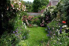 Jardin estivale Isabelle