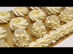 Krém SNĚHURKA do jakýchkoliv dezertů: Ideální na zdobení, plnění i na sladké sklenice - žádná vejce, příprava na 5 minut ! - Strana 4 z 4 - Woman Tiscali Snow White Cream, Frosting, Icing, Edible Crafts, Food Videos, Cake Decorating, Food And Drink, The Creator, Cooking Recipes