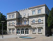 Pontevedra O Grove Ayuntamiento