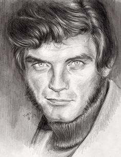 David Selby, pencil B.