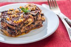 La ricetta originale della parmigiana di melanzane di Antonino Cannavacciuolo