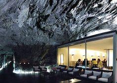 La Claustra Underground Hotel, Switzerland