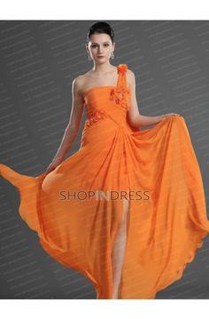 Orange Dresses, Prom Dress