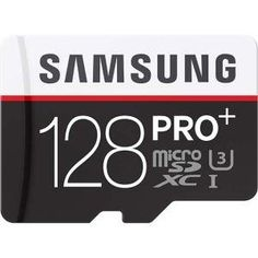 Samsung Pro Plus 128GB MicroSDXC Memory Card (MB-MD128DA/AM)