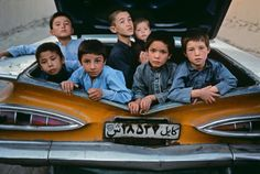 Kabul, Afghanistan by Steve McCurry