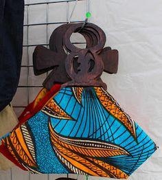 African Prints in Fashion: African Bazaar in Brooklyn